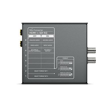 Avis Blackmagic Design Mini Converter HDMI to SDI 6G