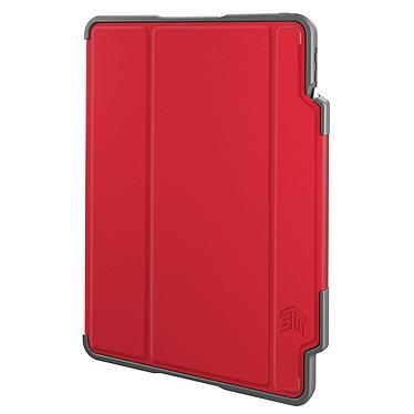 """STM Dux Plus iPad Pro 11"""" (2018) Rouge  Étui folio renforcé avec emplacement stylet pour iPad Pro 11"""" (2018)"""