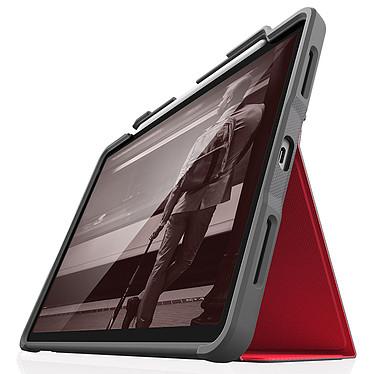 """Avis STM Dux Plus iPad Pro 11"""" (2018) Rouge"""