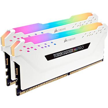 Corsair Vengeance RGB PRO Series - Kit d'éclairage Kit de 2 barrettes d'éclairage format RAM DDR4