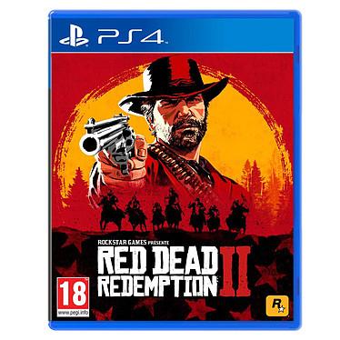 Red Dead Redemption 2 (PS4) Jeu PS4 Action-Aventure 18 ans et plus