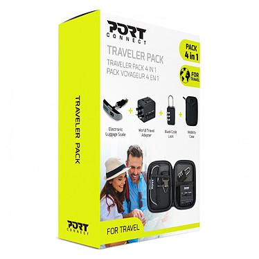 PORT Connect Pack Voyageur 4-en-1