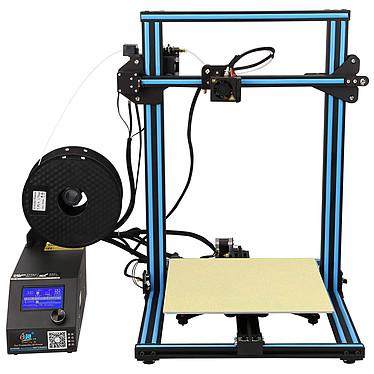 Creality 3D CR-10S Imprimante 3D couleur à 1 tête d'impression PLA / ABS / TPU / Carbon Fiber Enforced / Copper / Wood Filled - (USB / Carte SD)