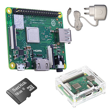 Raspberry Pi 3 A+ Starter Kit