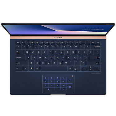 Avis ASUS Zenbook 14 UX433FN-A6014T