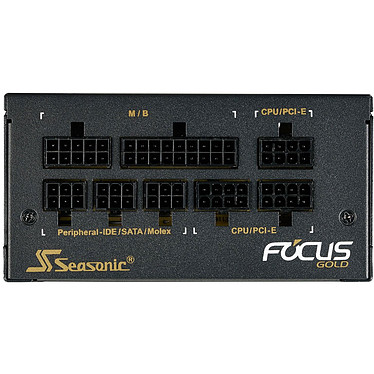 Seasonic Focus SGX-450 80PLUS Gold a bajo precio