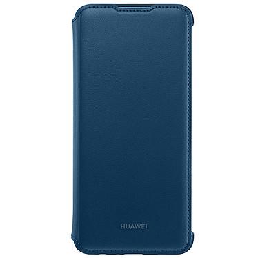 Avis Huawei Wallet Flip Bleu Huawei P Smart 2019