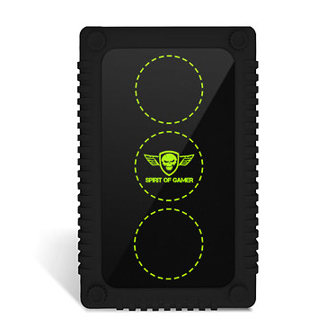 Acheter Spirit of Gamer RGB Gaming Safebox