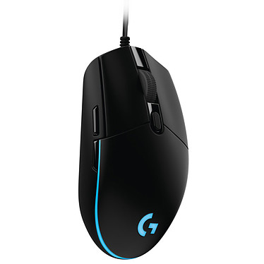 Avis Logitech G203 Prodigy Gaming Mouse + LDLC RGB PAD