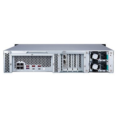 QNAP TS-1283XU-RP-E2124-8G pas cher