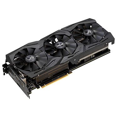 Avis ASUS GeForce RTX 2060 ROG-STRIX-RTX2060-A6G-GAMING