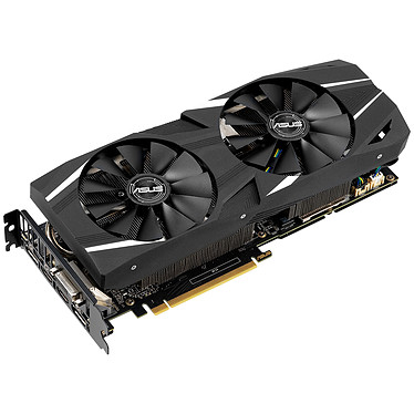 Avis ASUS GeForce RTX 2060 DUAL-RTX2060-A6G