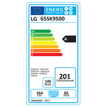 LG 65SK9500 pas cher