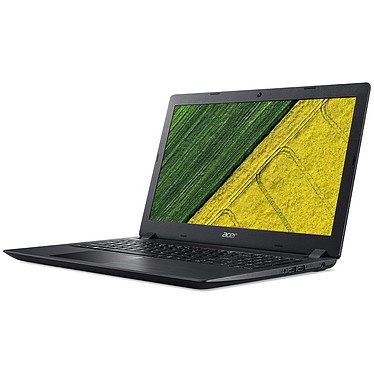 "Acer Aspire 3 A315-51-3886 Intel Core i3-7020U 4 Go SSD 128 Go + HDD 500 Go 15.6"" LED Full HD Wi-Fi AC/Bluetooth Webcam Windows 10 Famille 64 bits"