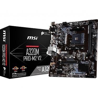 MSI AMD A320