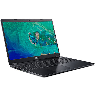 "Acer Aspire 5 A515-52-53DK Intel Core i5-8265U 4 Go SSD 128 Go + HDD 1 To 15.6"" LED Full HD Wi-Fi AC/Bluetooth Webcam Windows 10 Famille 64 bits (Garantie constructeur 2 ans)"