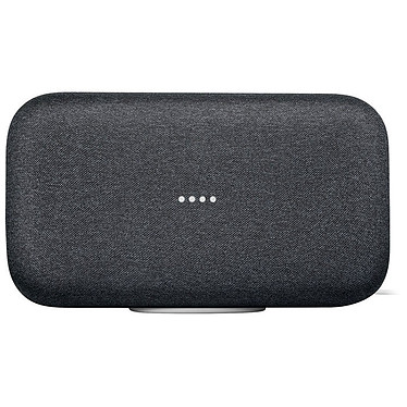 Google Home Max Carbón