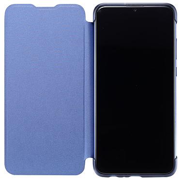 Honor Flip Cover Bleu Honor 10 Lite Etui folio bleu pour Honor 10 Lite