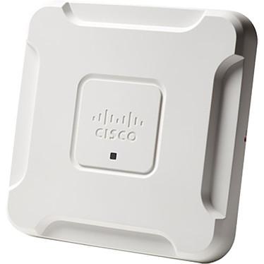 Cisco WAP581 Point d'accès PoE Small Business Dual Band Wi-Fi AC2800 (AC2200 + N600) 4x4 MIMO Wave 2   1 port Gigabit Ethernet   1 port 2.5 Gigabit Ethernet