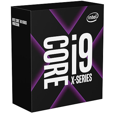 Intel Core i9-9820X (3.3 GHz / 4.1 GHz)