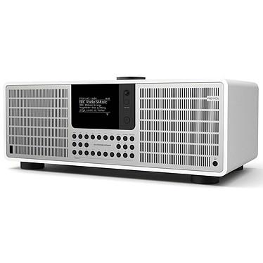 Revo SuperSystem Blanc Mat/Argent Système tout-en-un 80 Watts - Tuner FM/DAB+ - Wi-Fi/Bluetooth/DLNA - Multiroom