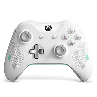 Microsoft Xbox One Wireless Controller Sport White