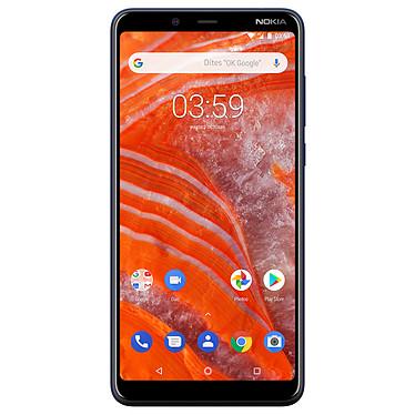 Nokia 3.1 Plus Dual SIM Bleu
