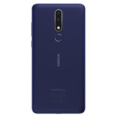 Nokia 3.1 Plus Dual SIM Bleu pas cher