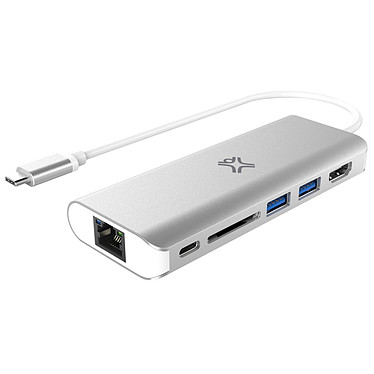 XtremeMac Hub USB-C Multiport Plus
