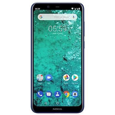 Nokia 5.1 Plus Dual SIM Bleu