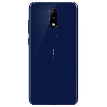 Nokia 5.1 Plus Dual SIM Bleu pas cher