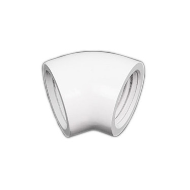 Barrow Embout 45° - Blanc (TDWT45SN)