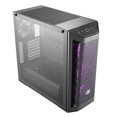 Avis Cooler Master MasterBox MB511 RGB (Noir)