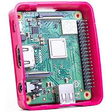 Acheter Raspberry Pi 3 A+ Case Blanc