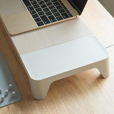 Avis XtremeMac Wooden Stand Wireless Charging