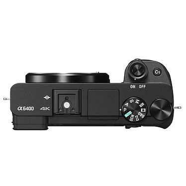 Avis Sony Alpha 6400 + 18-135 mm