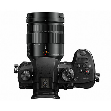 Avis Panasonic DMC-GH5 + Leica 12-60 mm + Metz mecalight S500 BC