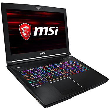 "MSI GT63 8SG-026FR Titan Intel Core i7-8750H 32 Go SSD 512 Go + HDD 1 To 15.6"" LED Ultra HD NVIDIA GeForce RTX 2080 8 Go Wi-Fi AC/Bluetooth Webcam Windows 10 Famille 64 bits (garantie constructeur 2 ans)"