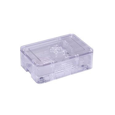 Boitier pour Raspberry Pi 1 Model B+ / Pi 2/3  (Transparent)