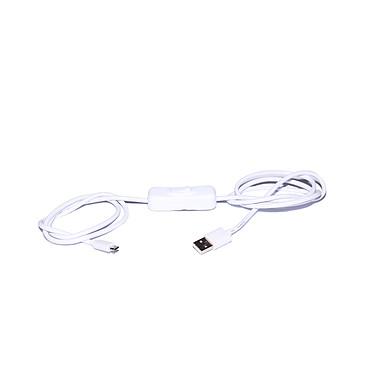 Interrupteur USB vers Micro USB 1.5m