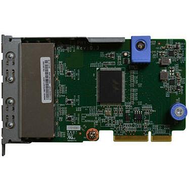 Lenovo ThinkSystem 1Gb 4-port RJ45 LOM Carte réseau 1 Gb 4 ports RJ45 pour serveur Lenovo ThinkSystem