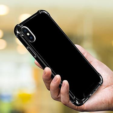 Acheter Akashi Coque TPU Angles Renforcés Noire Apple iPhone Xs Max