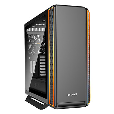 be quiet! Silent Base 801 Window (Orange)