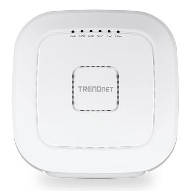 TRENDnet TEW-826DAP Répéteur / Point d'accès PoE tri bande AC2200 (AC867 + AC867 + N400) + 1 port Gigabit Ethernet