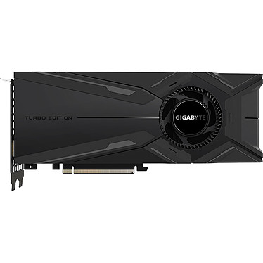 Avis Gigabyte GeForce RTX 2080 Ti TURBO OC 11G