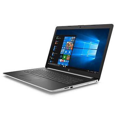 "HP 17by1013nf (7BV46EA) Intel Core i5-8265U 8 Go SSD 256 Go + HDD 1 To 17.3"" LED HD+ Graveur DVD Wi-Fi N/Bluetooth Webcam Windows 10 Famille 64 bits"