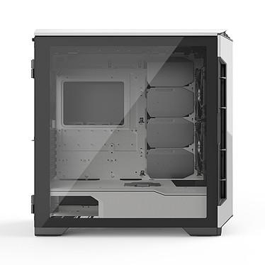 Avis Phanteks Eclipse P600S Tempered Glass (Blanc)