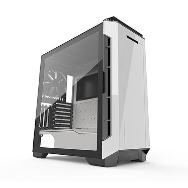 Phanteks Eclipse P600S Tempered Glass (Blanc)