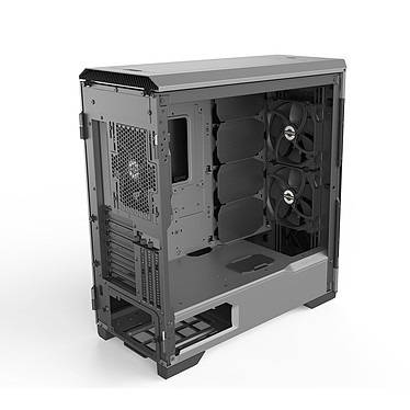 Phanteks Eclipse P600S Tempered Glass (Anthracite) pas cher