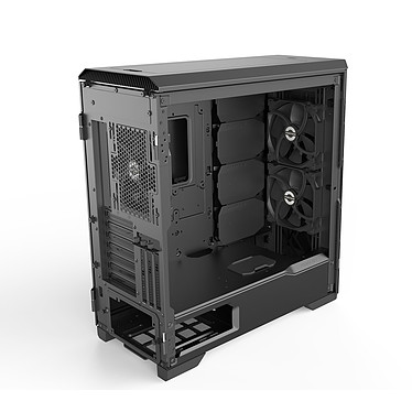 Phanteks Eclipse P600S Tempered Glass (Noir) pas cher